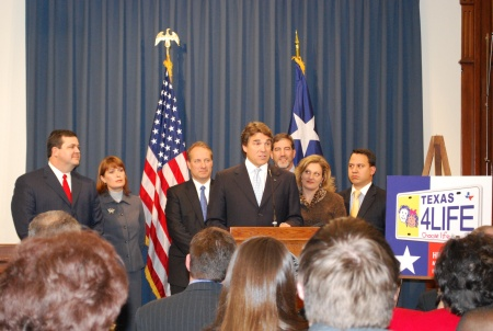 FMF with Gov. Perry